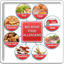 What is the most common food allergy in the world